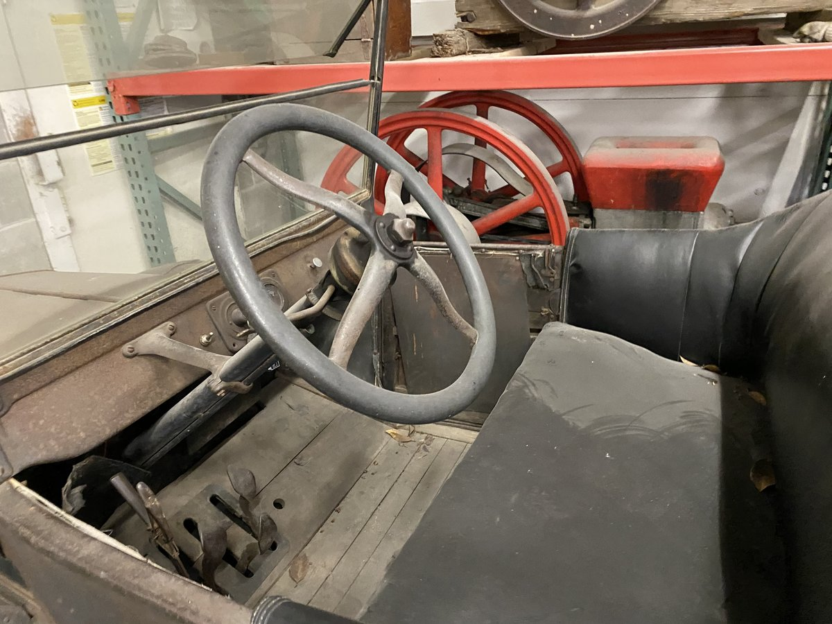 1917 Original, Great Driving 100+ Year Old Classic Touring Car For Sale (picture 6 of 6)