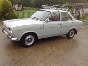 1971 Ford escort (low miles)