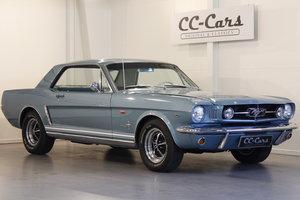 1965 Ford Mustang V8 Hardtop For Sale