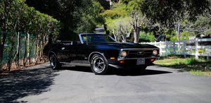1972 Ford Mustang Convertible Q-Code Hipo
