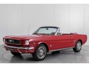 1966 Ford Mustang Convertible V8 289 For Sale