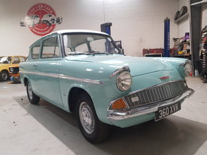 1961 Ford Anglia 105E For Sale
