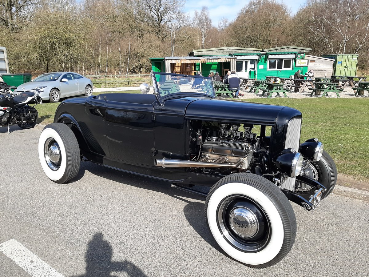 1932 FORD MODEL B ROADSTER HOTROD PX For Sale (picture 4 of 6)