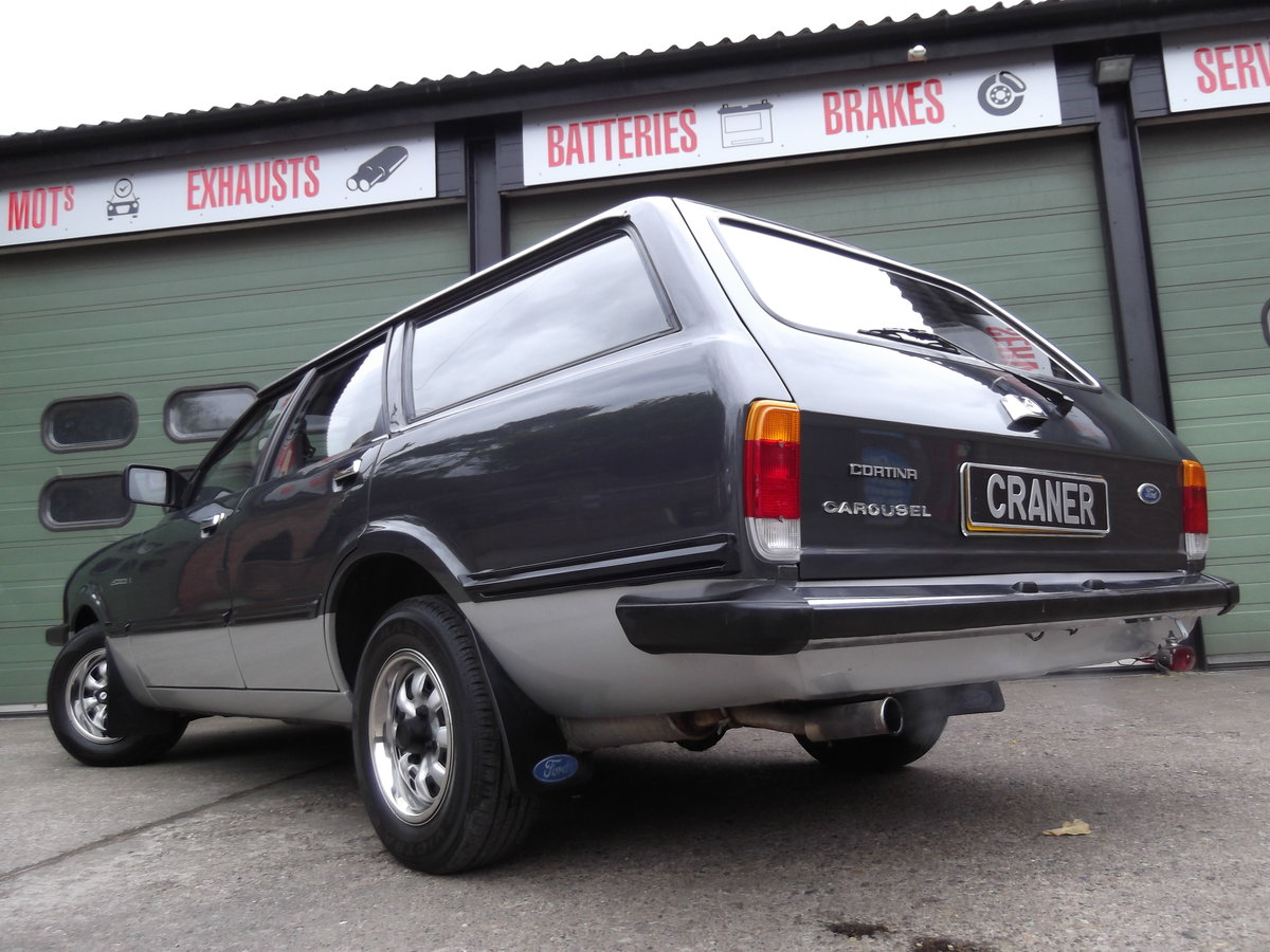 1982 Ford Cortina Carousel Estate For Sale (picture 1 of 6)