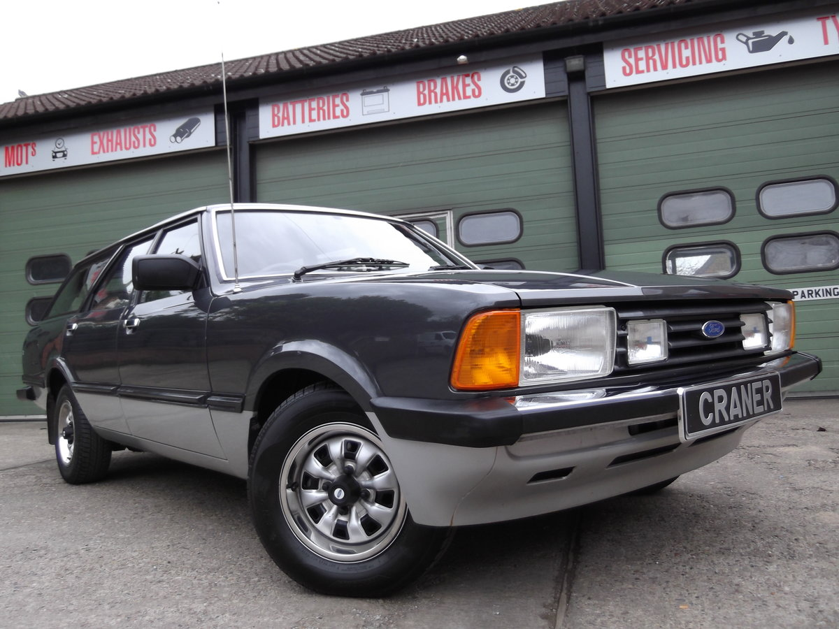 1982 Ford Cortina Carousel Estate For Sale (picture 2 of 6)