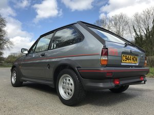 Ford firsta xr2 mk2 1600 concourse 42k miles