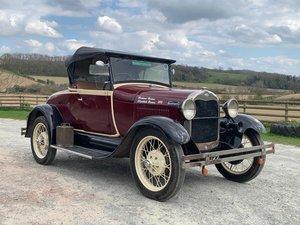 1929 Ford Model A Trial Ready
