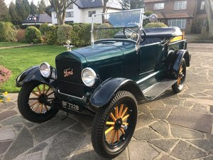1926 Ford Model T Pickup ( Ford T Register Member)