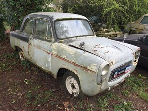 1958 Barn Find Ford Anglia 100E Saloon For Restoration SOLD