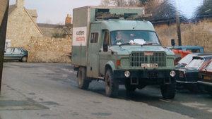 1980 wanted  rb44 mk1  ex seb utility truck