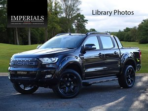 2020 Ford  RANGER  WILDTRAK 2.0 BI-TURBO ECOBLUE 201 BHP WITH HAW