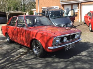Ford Cortina mk2 gt. excellent car