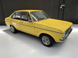 Ford Escort MK2 1600 Sedan Auto