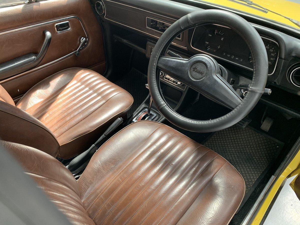 1978 Ford Escort MK2 1600 Sedan Auto For Sale (picture 2 of 6)