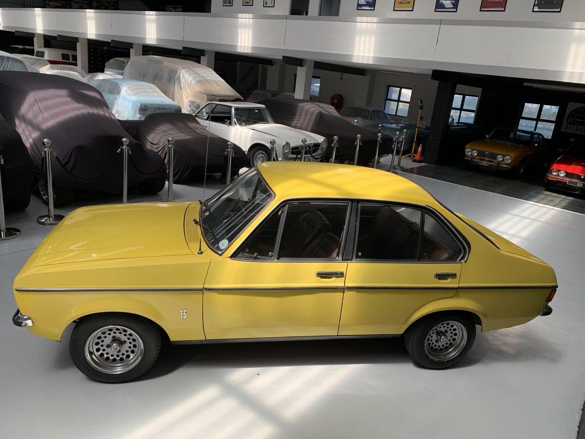 1978 Ford Escort MK2 1600 Sedan Auto For Sale (picture 6 of 6)