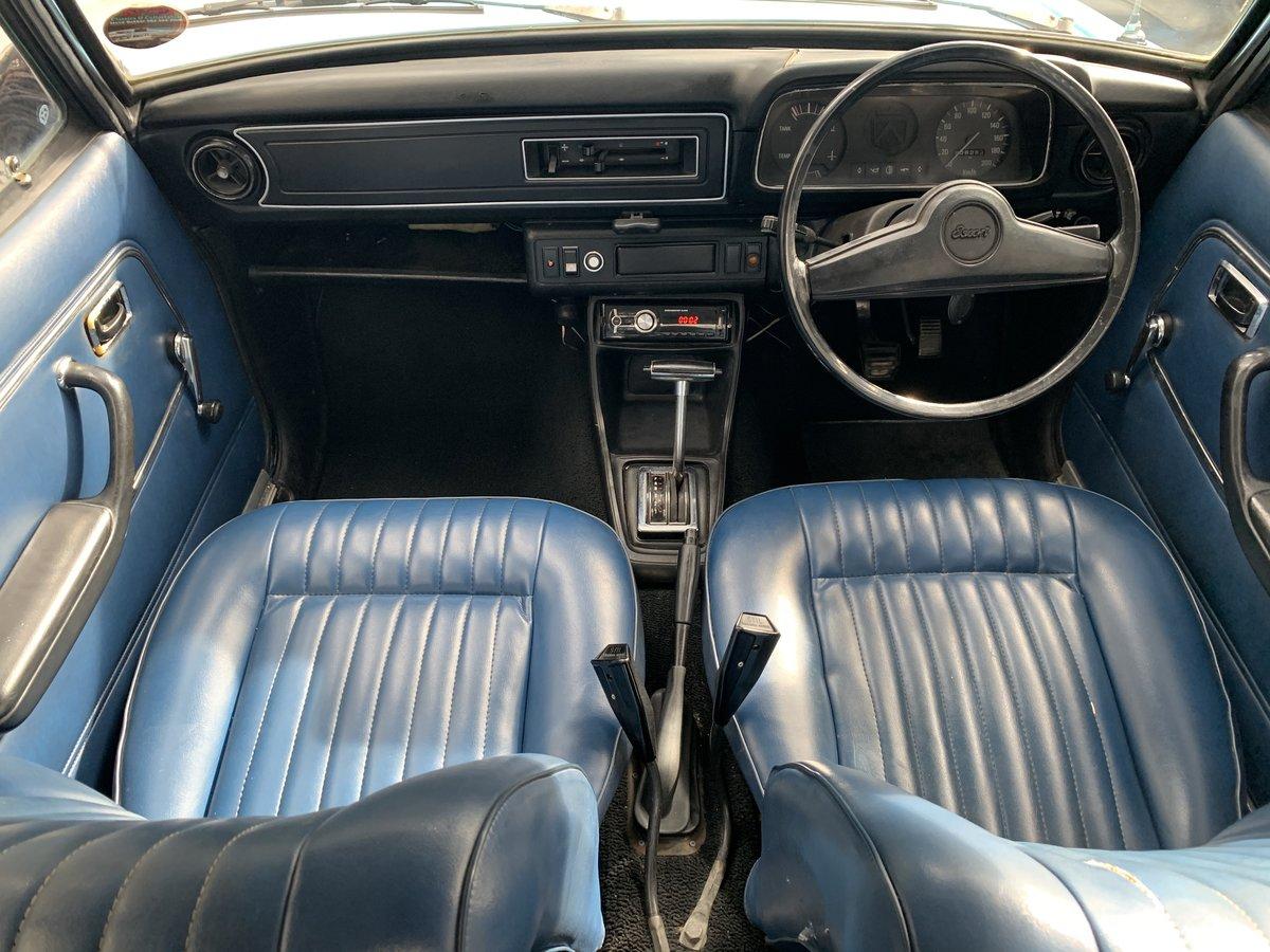 1978 Ford Escort MK2 1600 Sedan Auto For Sale (picture 3 of 6)