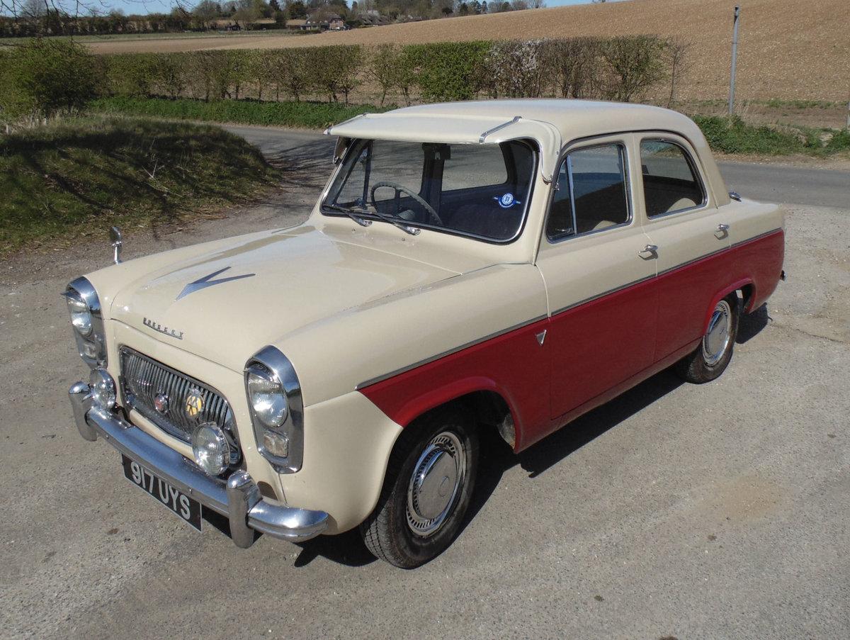 1958 Ford Prefect 100E SOLD (picture 1 of 6)