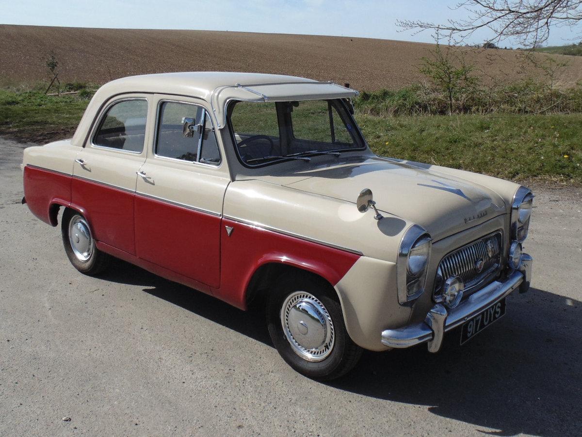1958 Ford Prefect 100E SOLD (picture 2 of 6)