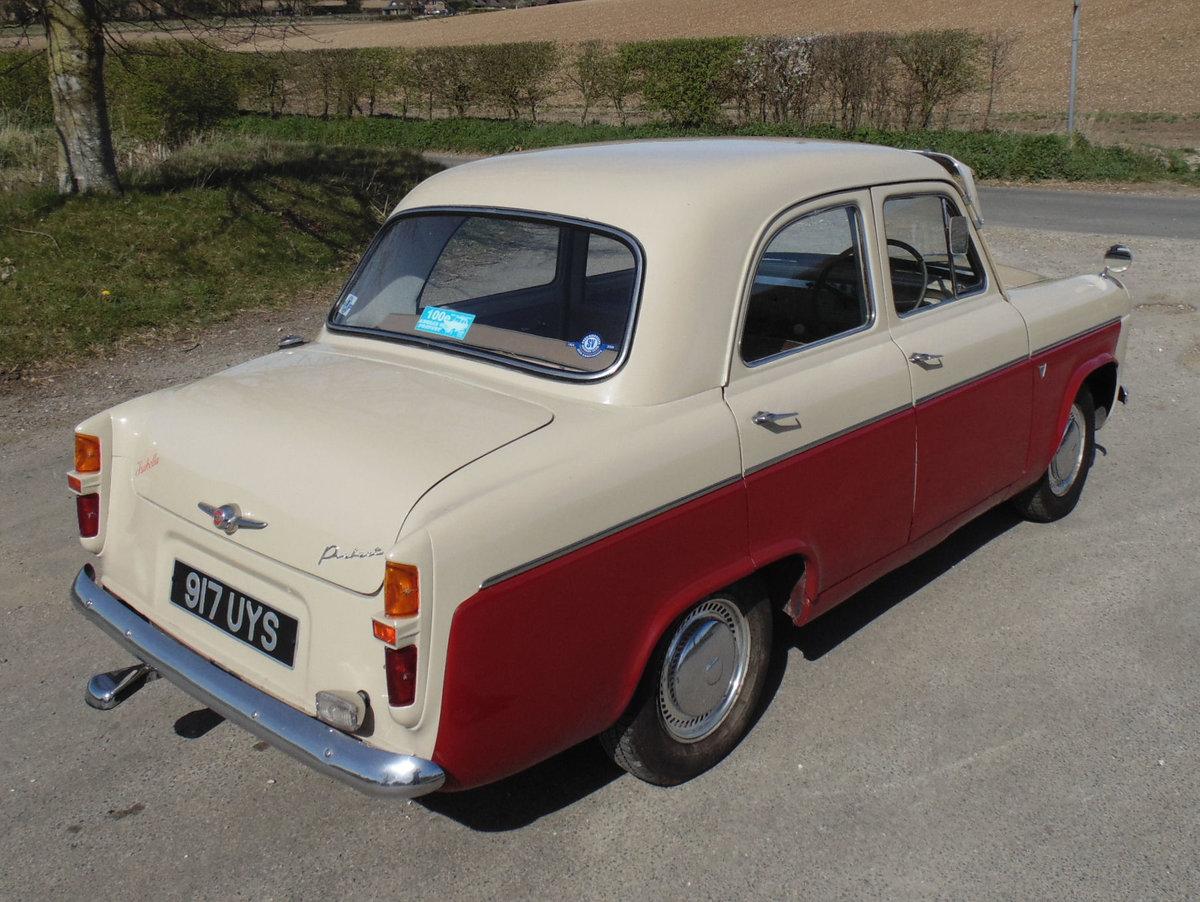 1958 Ford Prefect 100E SOLD (picture 3 of 6)