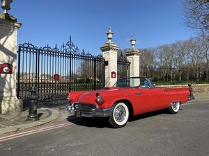 Picture of 1957 Ford Thunderbird - Restored Conditon SOLD