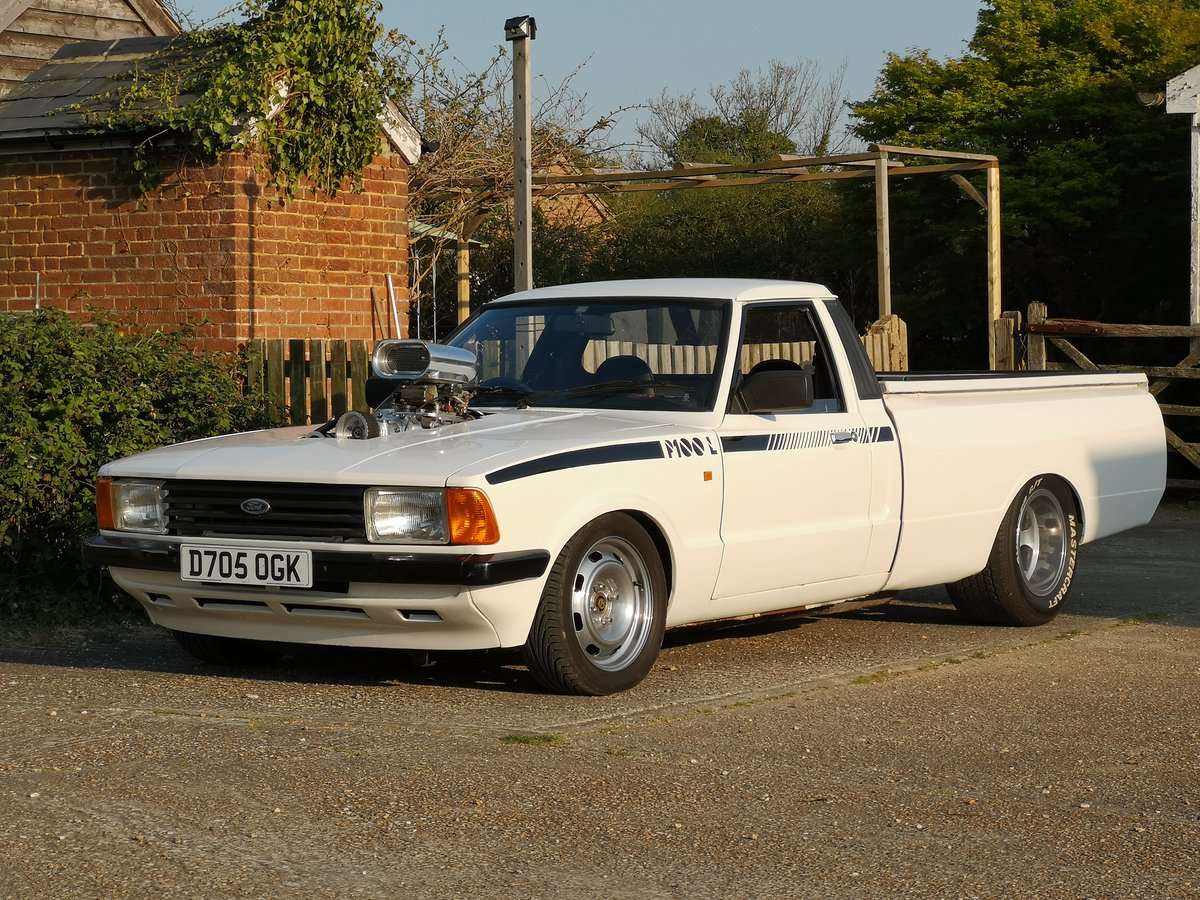 Ford Cortina P100 Pickup HotRod
