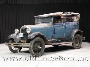 1929 Ford Model A Roadster '29 For Sale