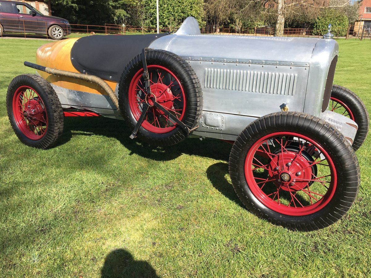 1929 Model A Ford Speedster For Sale (picture 1 of 6)