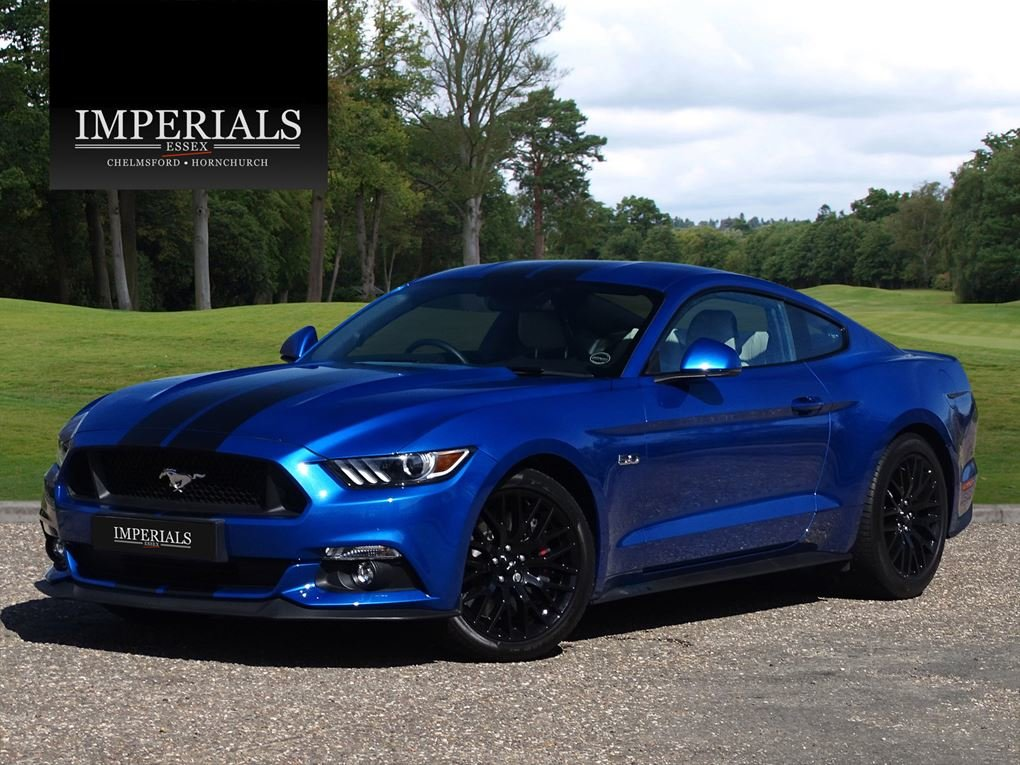 2017 Ford  MUSTANG  5.0 GT COUPE AUTO  29,948 For Sale (picture 1 of 6)
