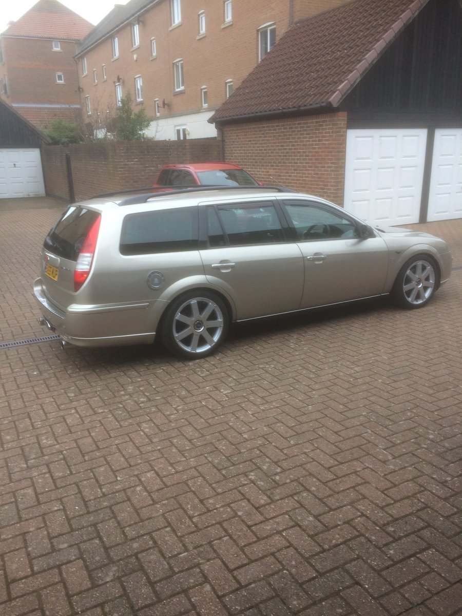 2005 Ford Mondeo 3.0 V6 Est - rare 6 Spd. SOLD (picture 1 of 6)