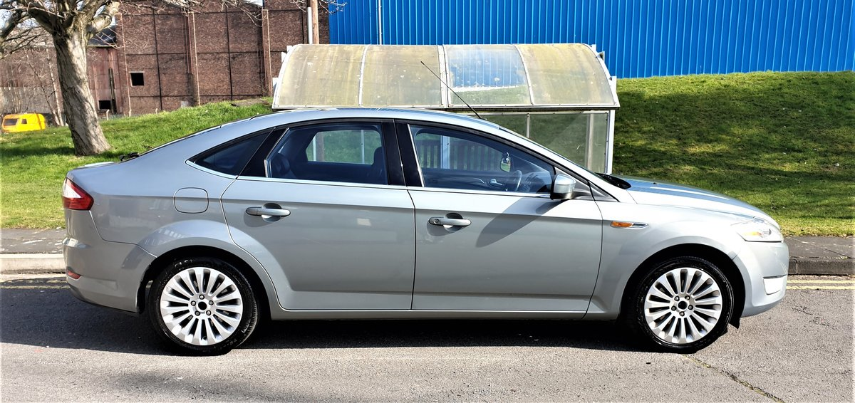 2008 FORD MONDEO 2.0 TDCI TITANIUM X 140BHP 6 SPEED For Sale (picture 4 of 6)