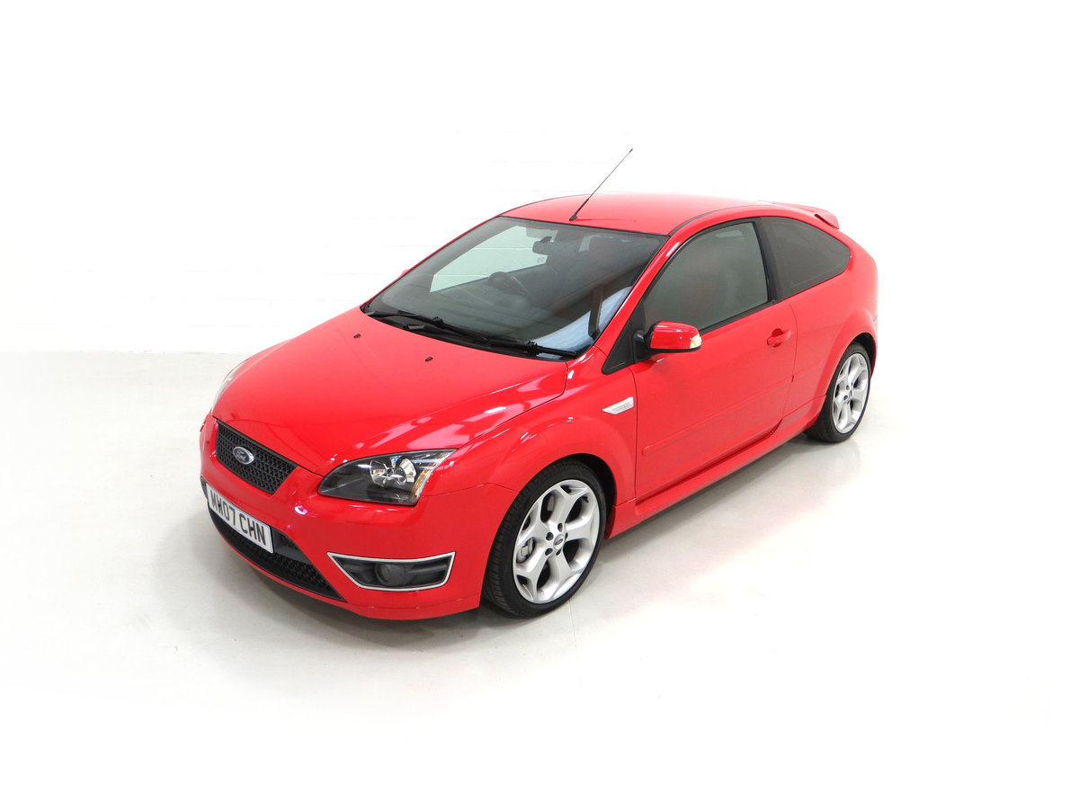 2007 A gleaming Ford Focus ST-2 3dr with 73,134 miles. For Sale (picture 5 of 24)