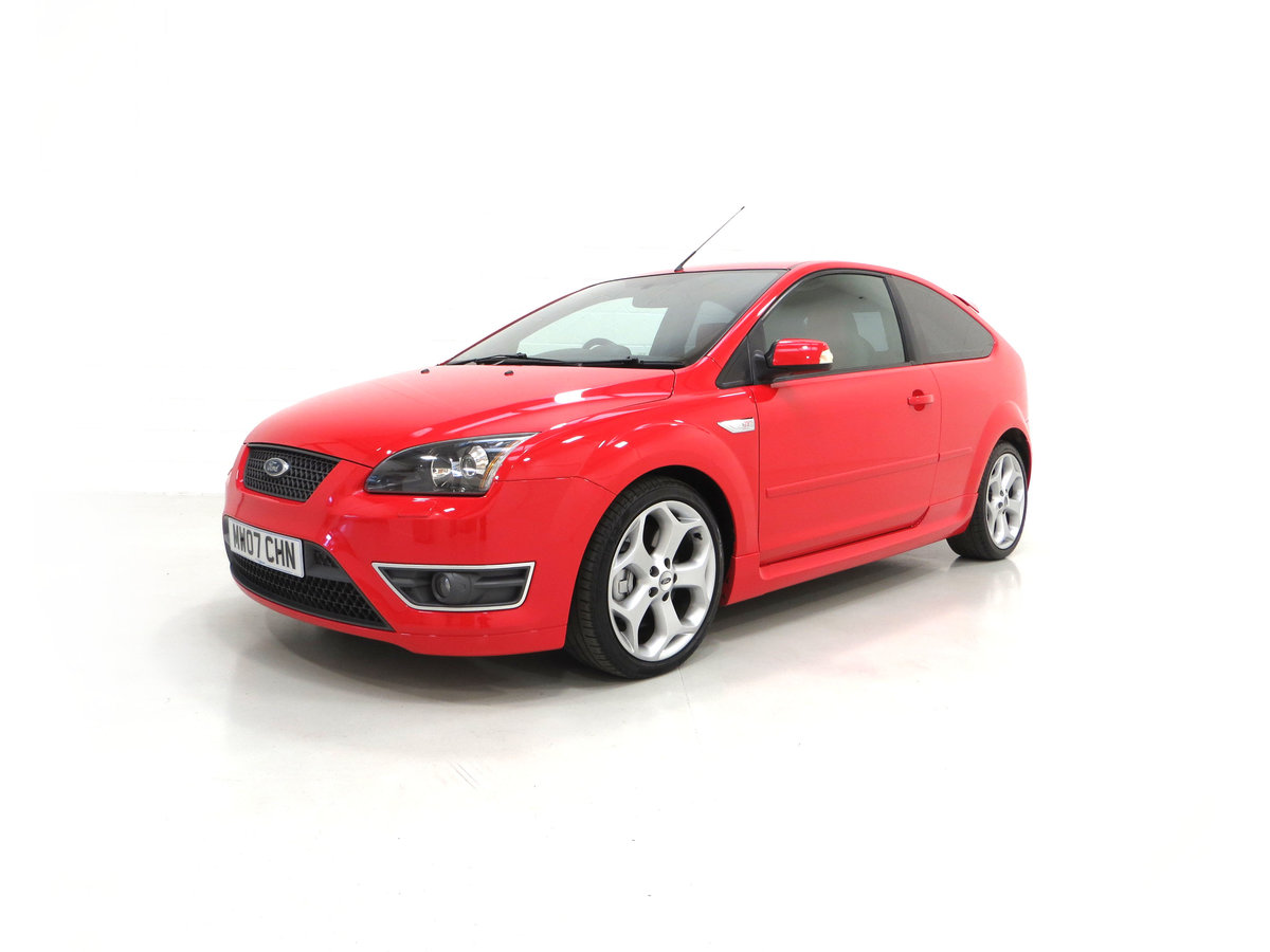 2007 A gleaming Ford Focus ST-2 3dr with 73,134 miles. For Sale (picture 6 of 24)