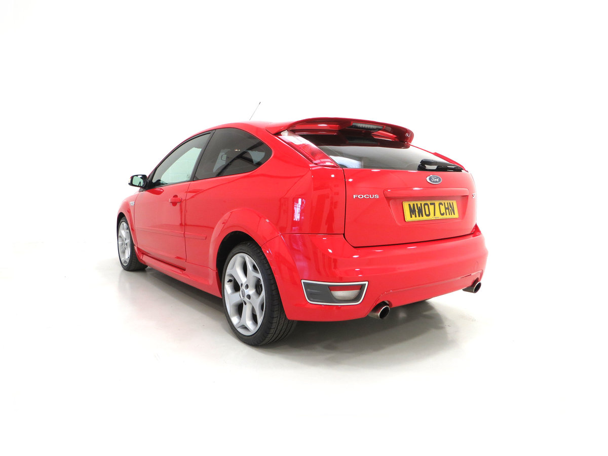 2007 A gleaming Ford Focus ST-2 3dr with 73,134 miles. For Sale (picture 8 of 24)