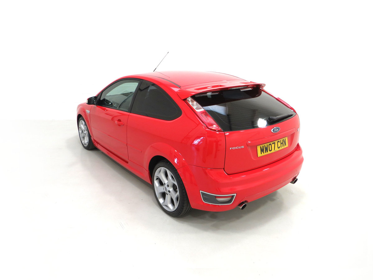 2007 A gleaming Ford Focus ST-2 3dr with 73,134 miles. For Sale (picture 9 of 24)