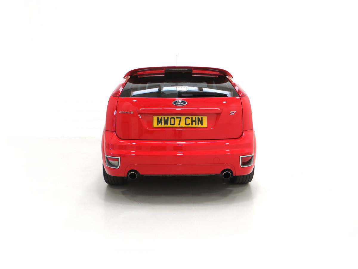 2007 A gleaming Ford Focus ST-2 3dr with 73,134 miles. For Sale (picture 10 of 24)