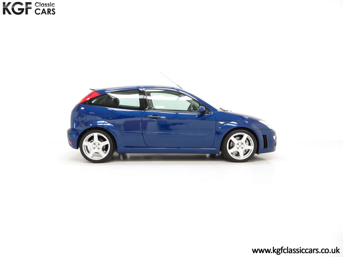2003 An Impeccable Ford Focus RS Mk1 with 10,937 Miles SOLD (picture 14 of 24)