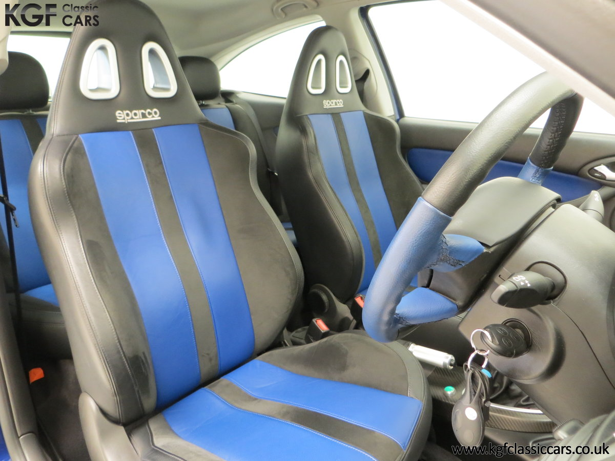 2003 An Impeccable Ford Focus RS Mk1 with 10,937 Miles SOLD (picture 17 of 24)