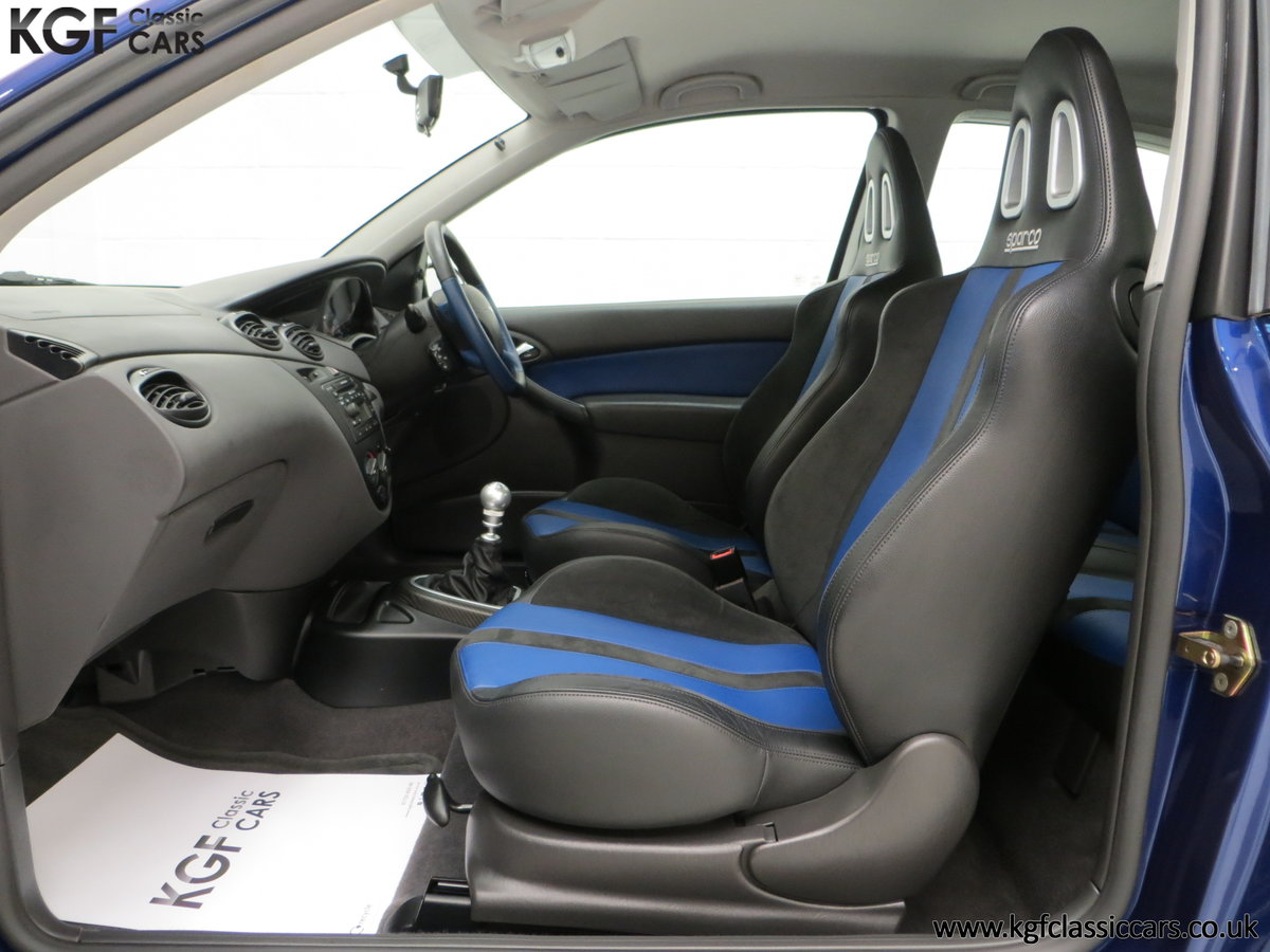 2003 An Impeccable Ford Focus RS Mk1 with 10,937 Miles SOLD (picture 18 of 24)