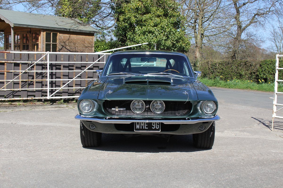 1967 Ford Mustang Shelby GT350, 100k+ Restoration, 400bhp SOLD (picture 2 of 18)