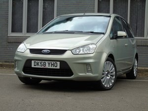 Picture of 2008 Ford C-Max 2.0 Titanium FULL MAIN DEALER HISTORY LOOK. SOLD