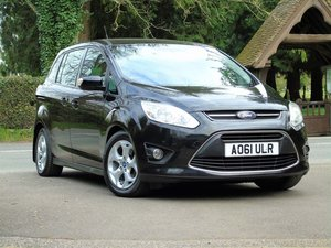 2012 Ford Grand C-Max 1.6 TDCi Zetec 5dr CHEAP 7 SEAT DIESEL SOLD