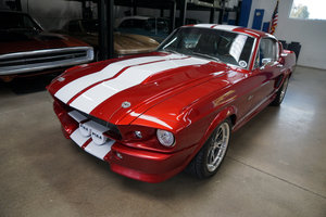 1968 Ford Mustang Licensed 'ELEANOR' Tribute Edition SOLD
