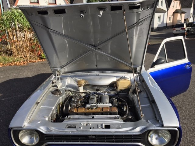 1969 Ford Escort Mk1 TC lhd For Sale (picture 2 of 3)