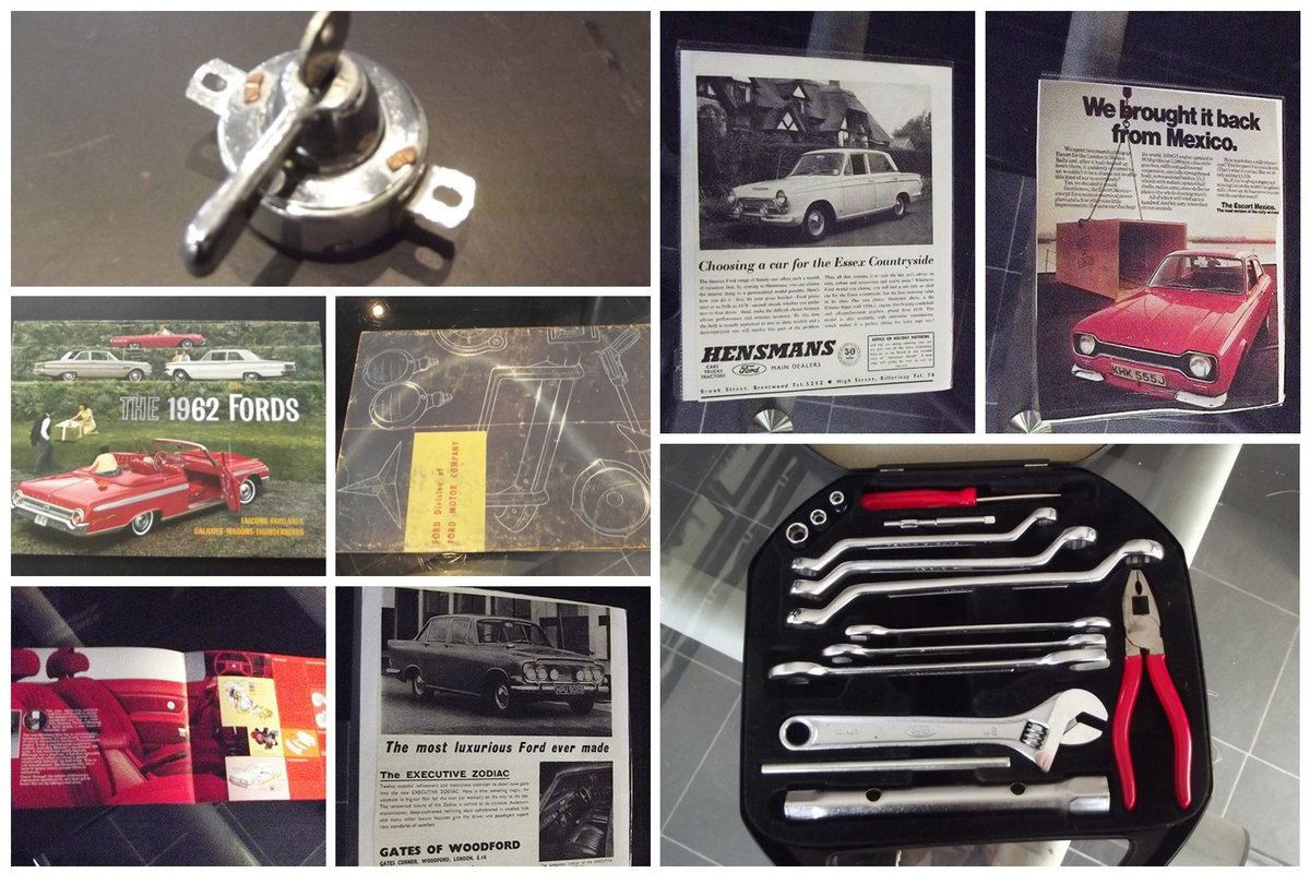 0000 FORD MEMORABILIA AND CLASSIC CAR SALES BROCHURES For Sale (picture 6 of 6)