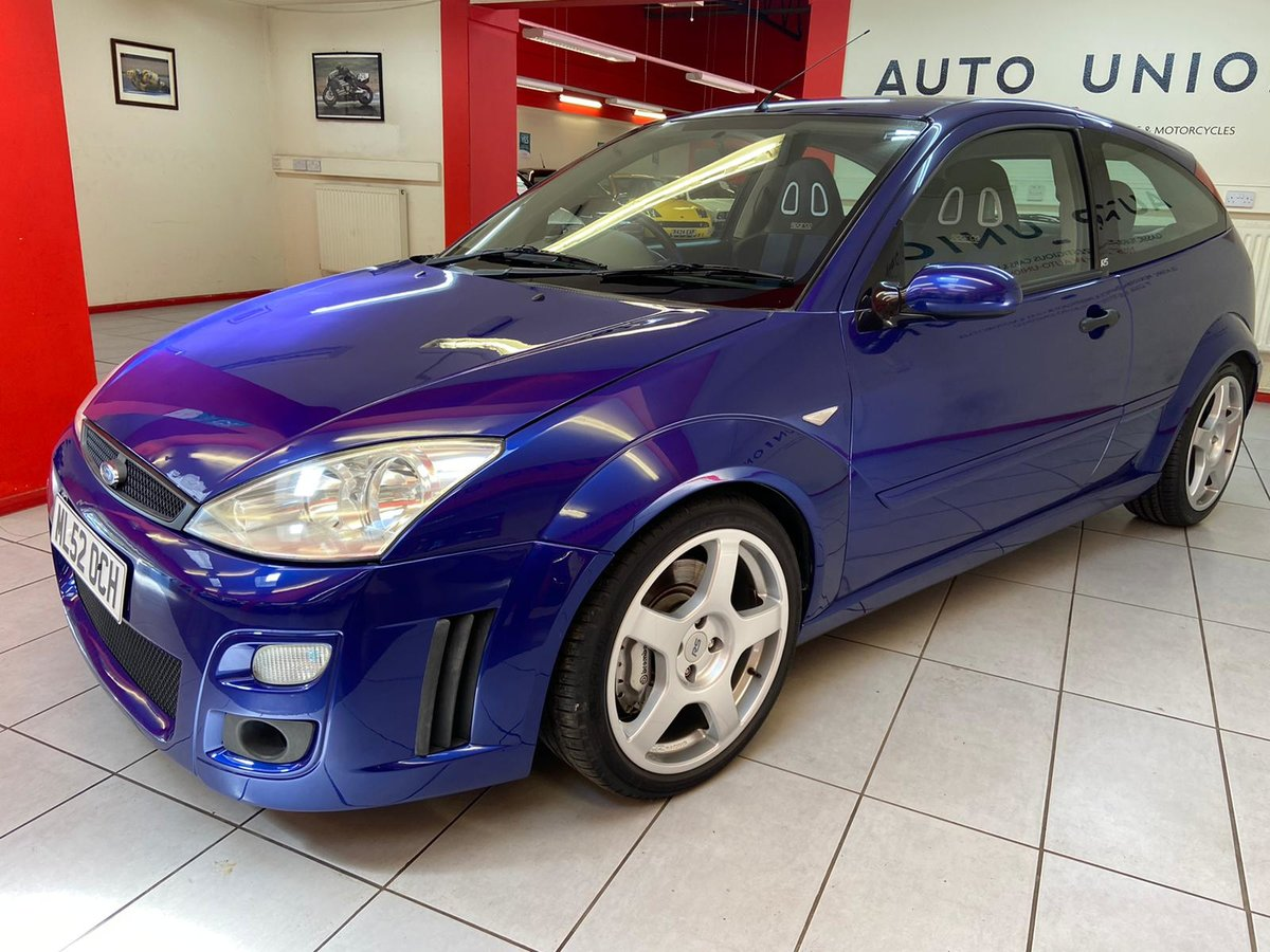 2002 FORD FOCUS RS MK1 For Sale (picture 2 of 6)