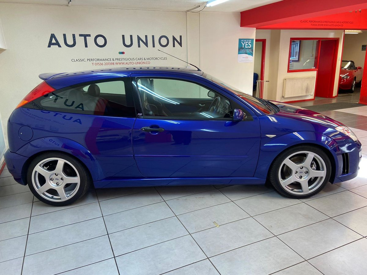 2002 FORD FOCUS RS MK1 For Sale (picture 3 of 6)