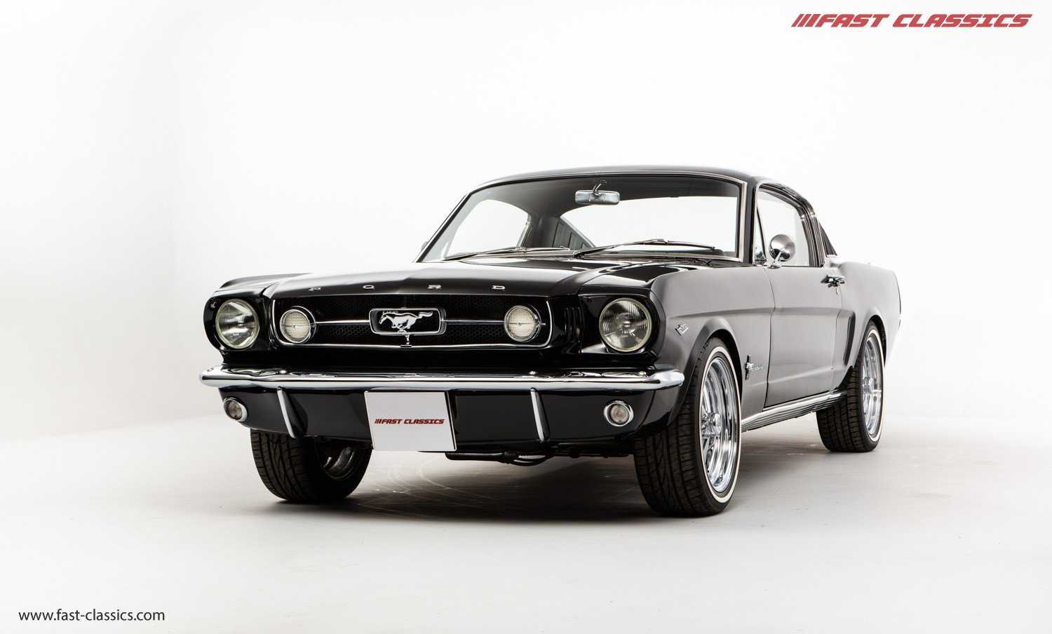 1966 FORD MUSTANG FASTBACK // 289 FASTBACK // RHD CONVERSION  For Sale (picture 2 of 22)
