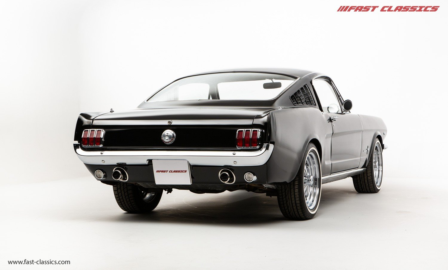 1966 FORD MUSTANG FASTBACK // 289 FASTBACK // RHD CONVERSION  For Sale (picture 8 of 22)