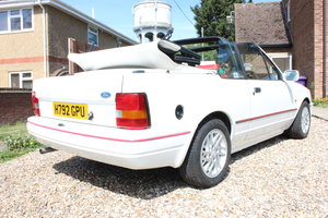 MUST SEE ESCORT XR3I