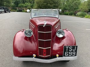 1936 Ford Model C Tourer For Sale by Auction